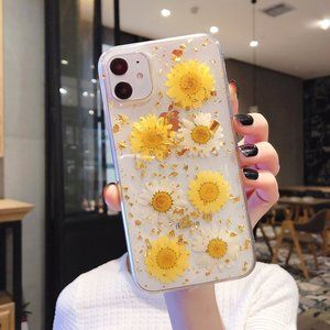 NEW iPhone 11/Pro/Max/XR Real Dried Floral…